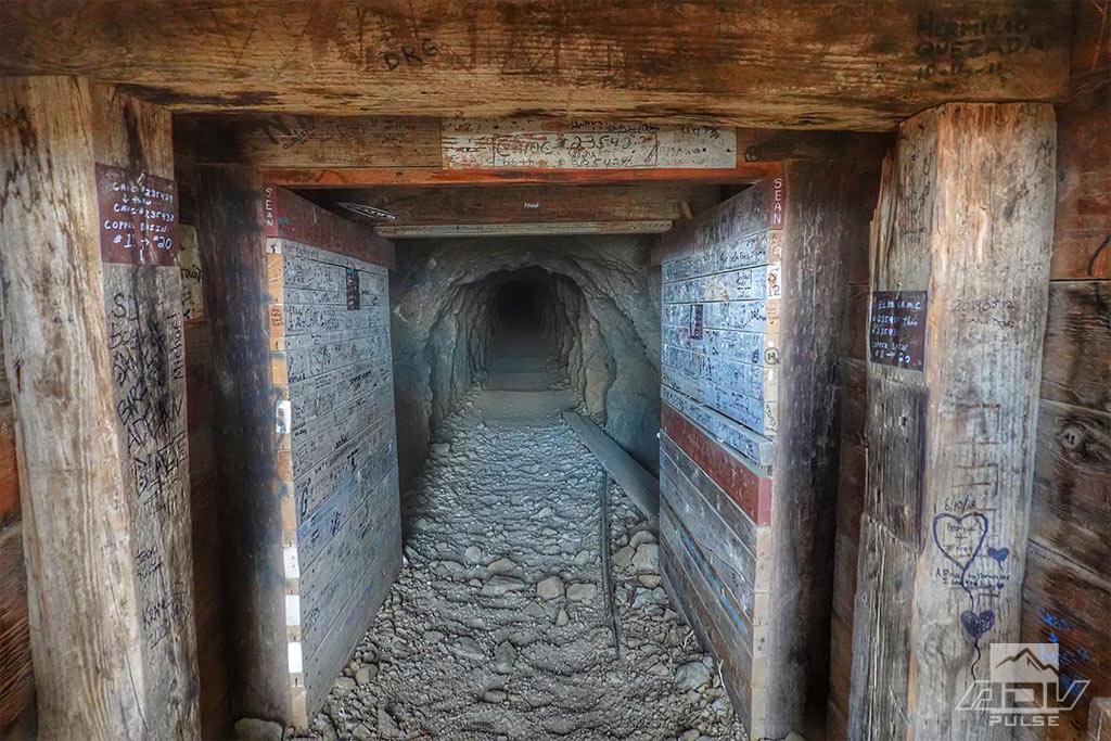 Burro Schmidt Tunnel