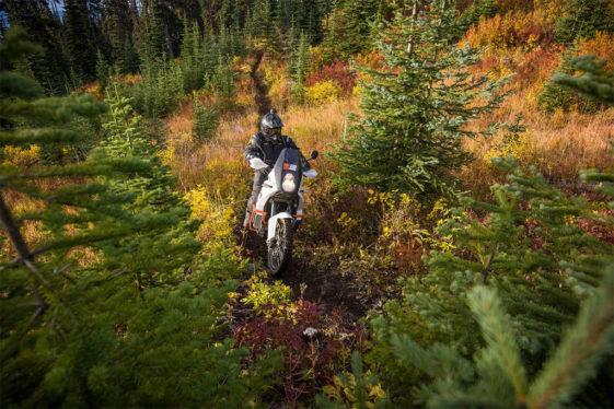 KTM adventure rally canada
