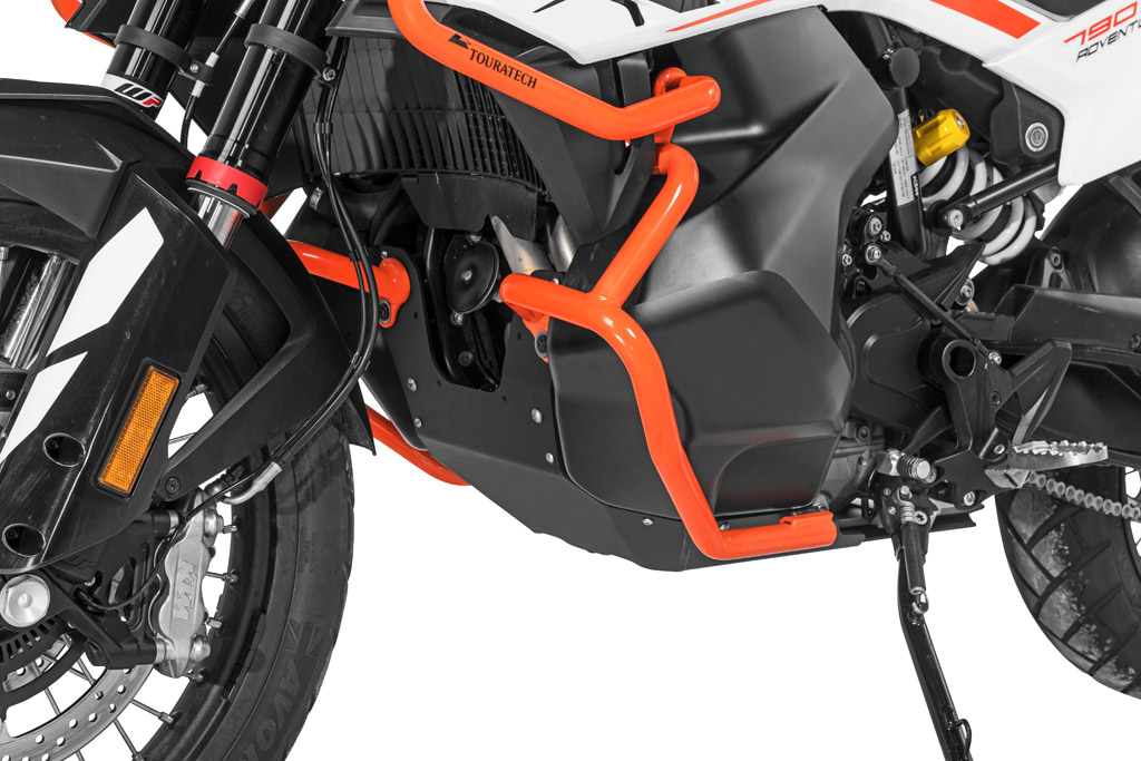Touratech RallyeForm skid plate for KTM 790 Adventure