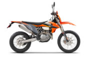 2021 KTM 350 EXC-F and 500 EXC-F Dual Sport Updates Announced