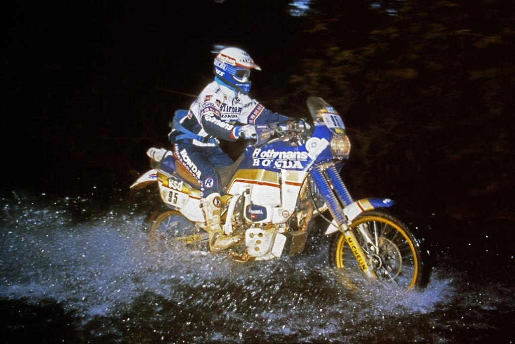 1986-1989 Honda NXR750 Dakar