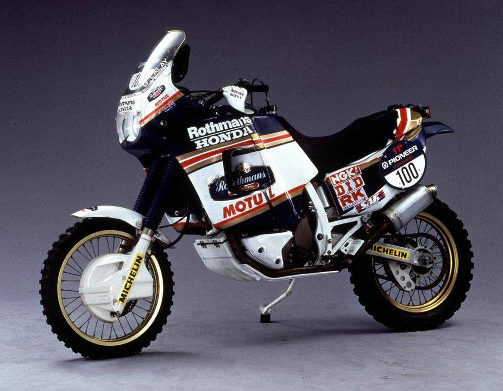 1986 Honda NXR750
