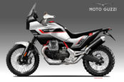 Here's a Rally-Version of the V85 TT We Wish Moto Guzzi Would Make