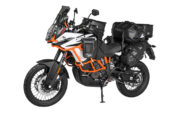 Touratech Launches New 'Extreme Waterproof' Soft Luggage Line