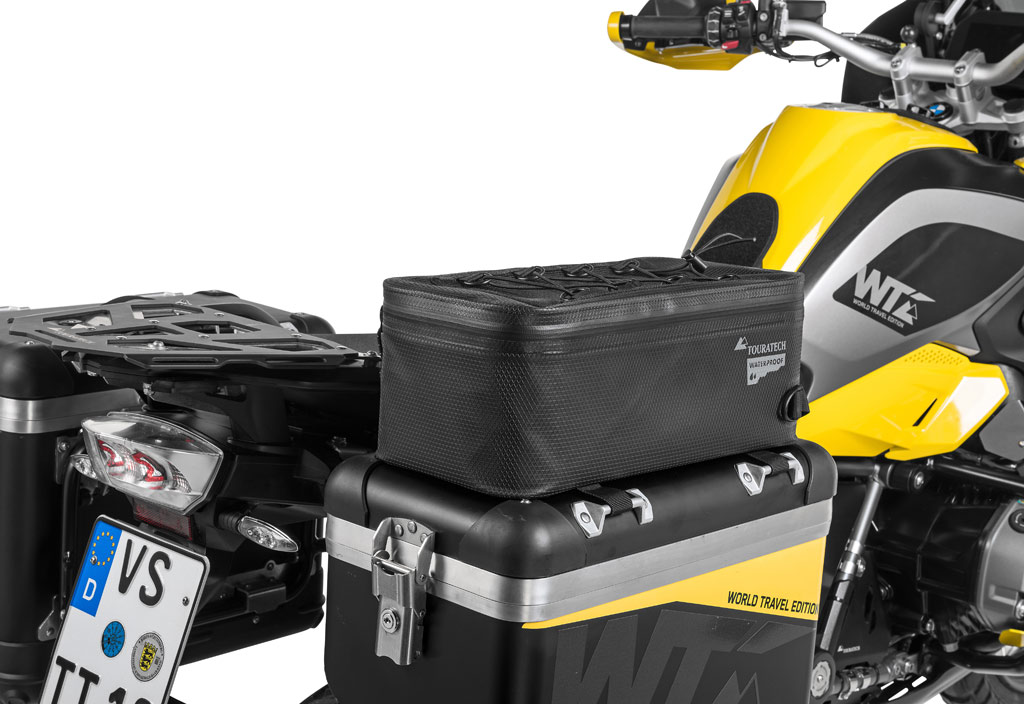 Touratech New Extreme Waterproof Soft Luggage Line