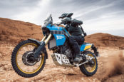 Yamaha Unveils New Tenere 700 Rally Edition