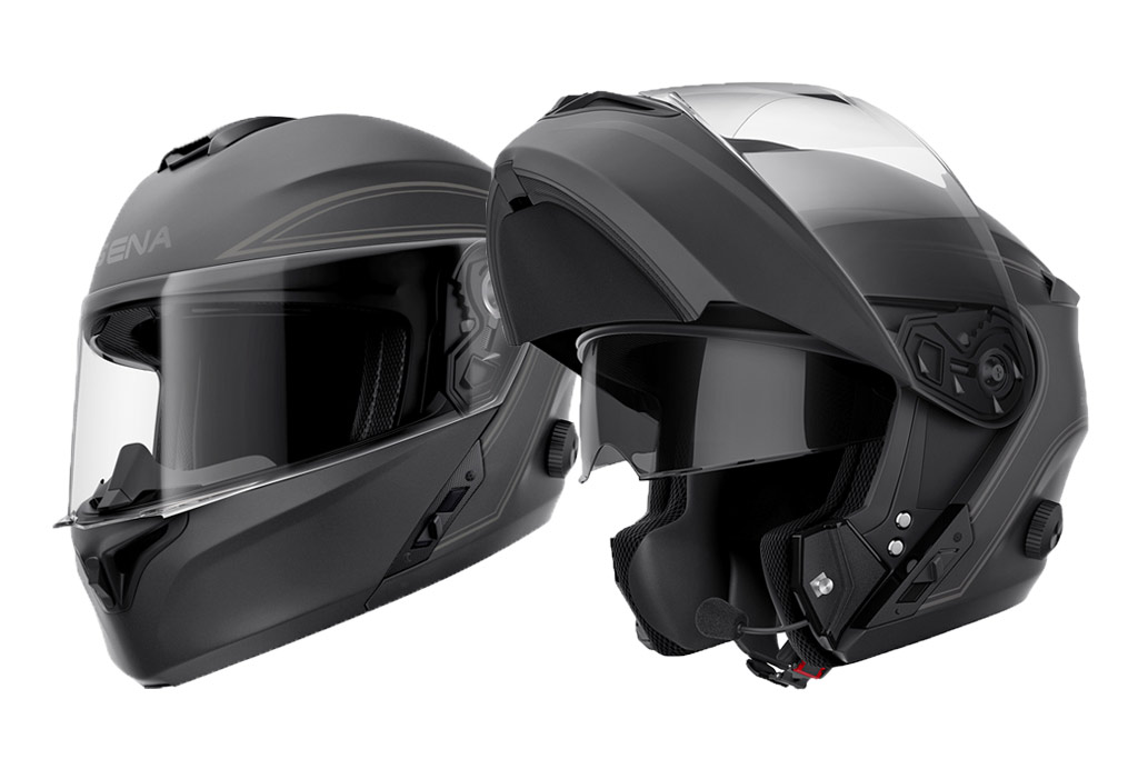 Sena Outrush smart modular helmet