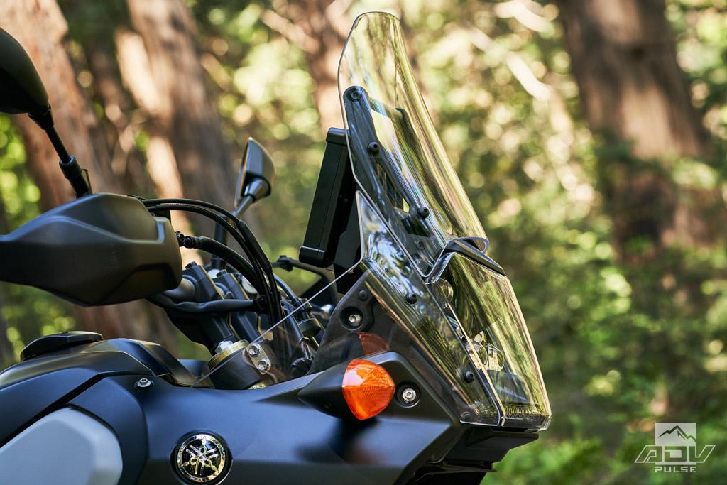 Yamaha Tenere 700  windshield