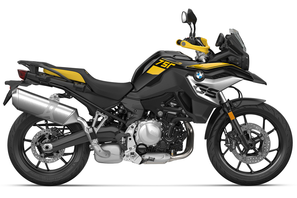 """BMW F750GS """"40 Years Edition"""""""
