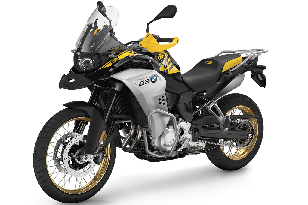 """BMW F850GS Adventure """"40 Years Edition"""""""