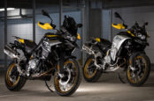 BMW Unveils 2021 F750GS/F850GS With New Colors and Equipment