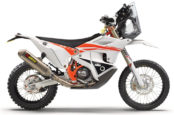 Meet The All-New 2019 KTM 450 Rally Replica