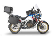 GIVI Launches Accessories Line for New Africa Twin Adventure Sports