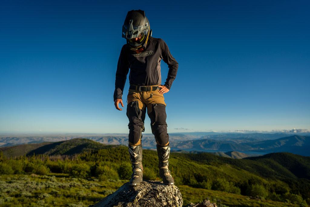 Mosko Moto Woodsman Enduro Pant