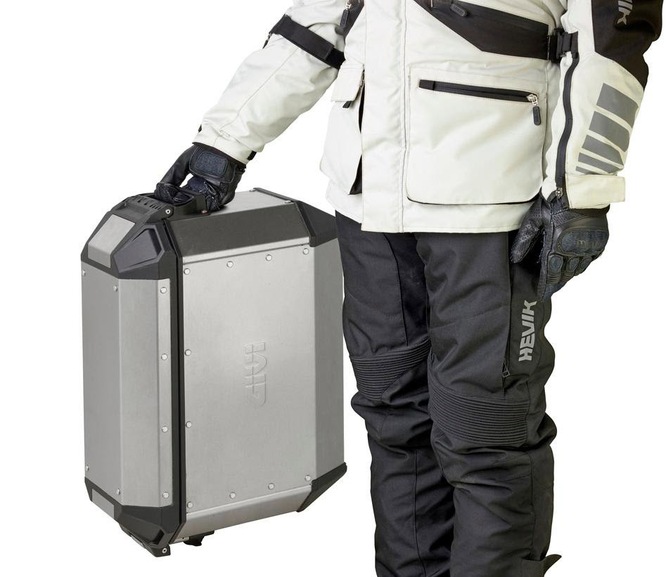 GIVI Trekker Alaska motorcycle side cases