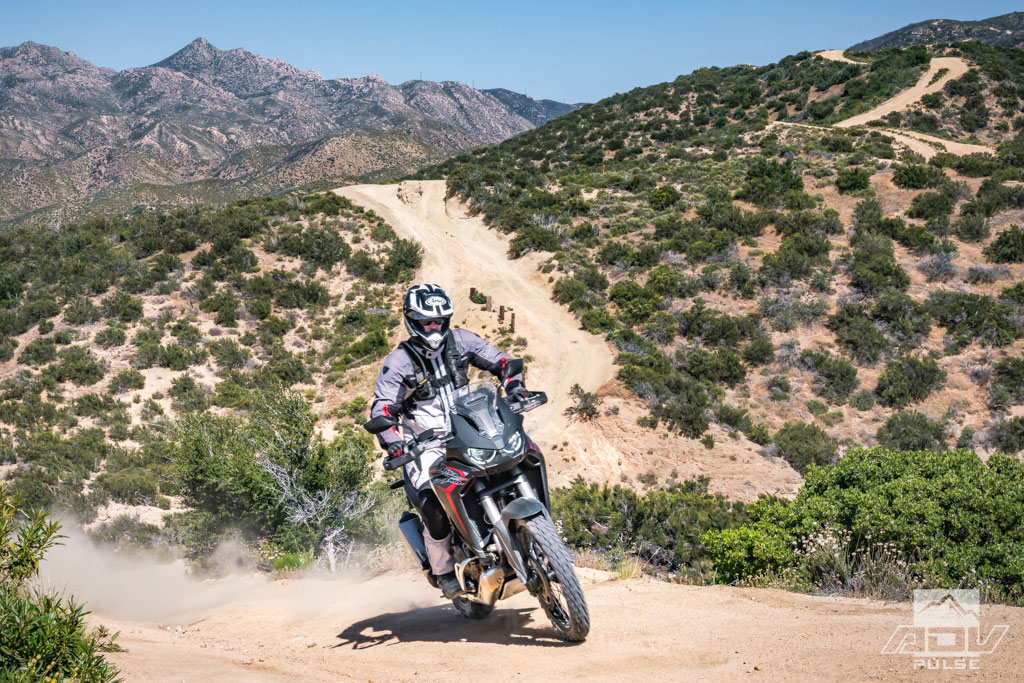 2020 Honda Africa Twin Review