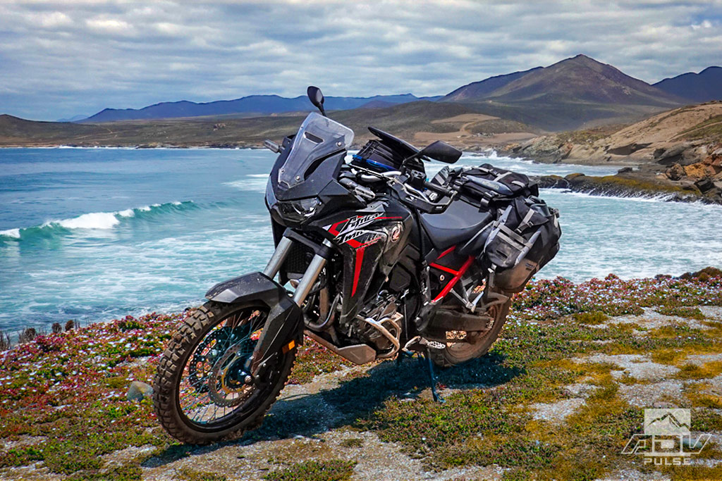 Riding to Baja on the CRF1100L AFrica Twin