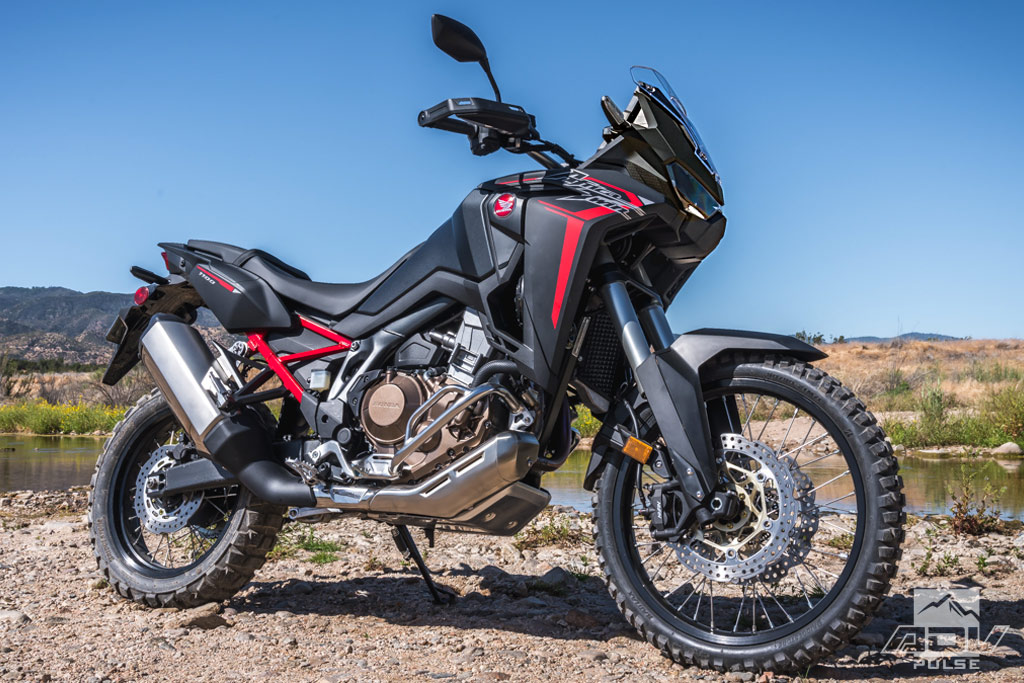 Honda CRF1100L Africa Twin review