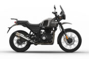 2021 Royal Enfield Himalayan Coming to America With Key Changes