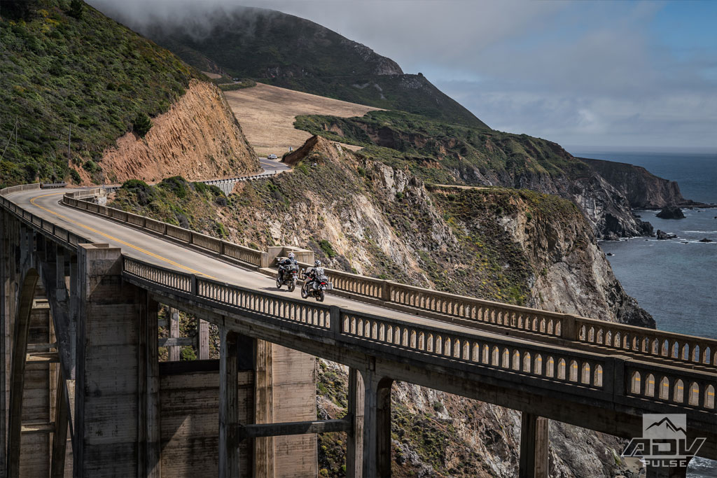 Bixby Bridge California Coast