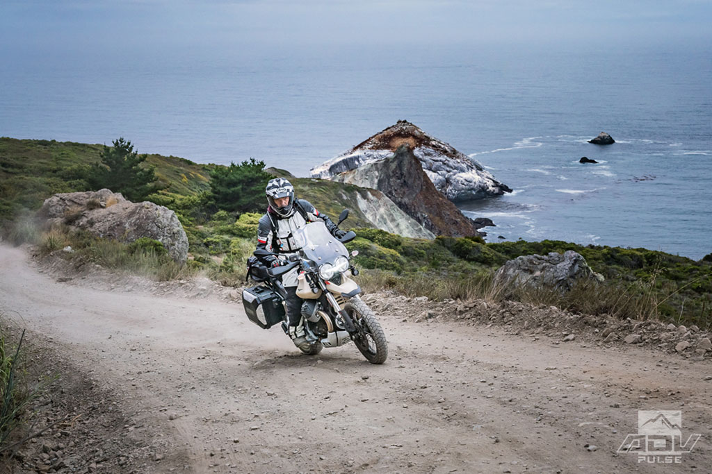 Motorcycle Ride on California's Pacific Coast
