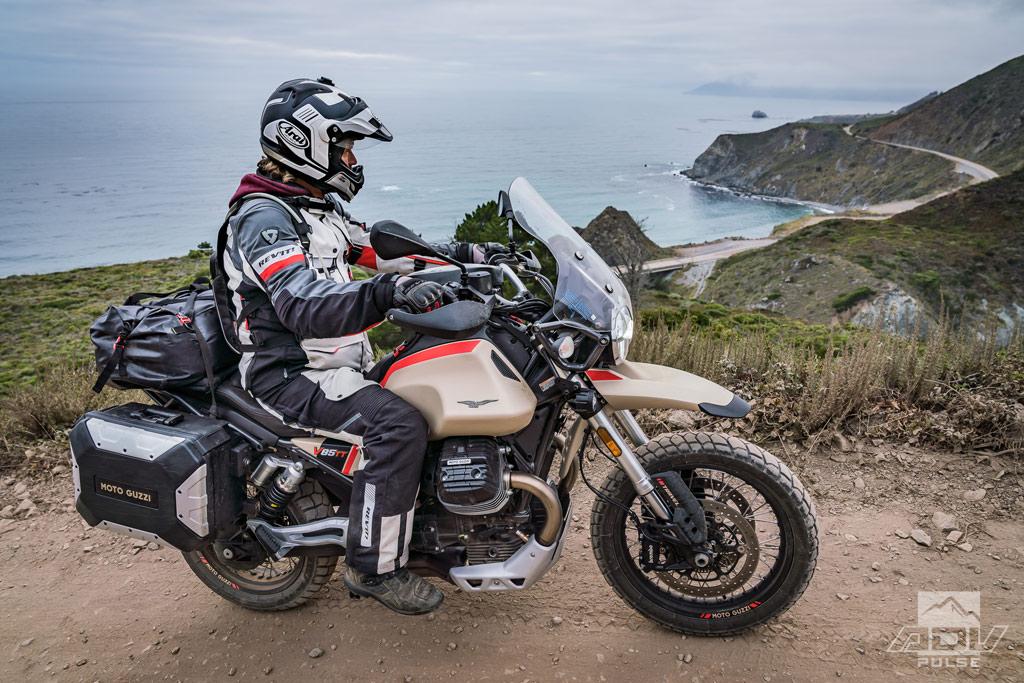 California Central Coast - Moto Guzzi V85 TT