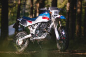 Honda 650 Paris Dakar: Classic Dominator Build That's Ready to Rip