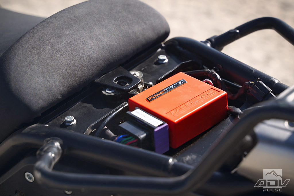 Royal Enfield Himalayan Mods PowerTronic ECU