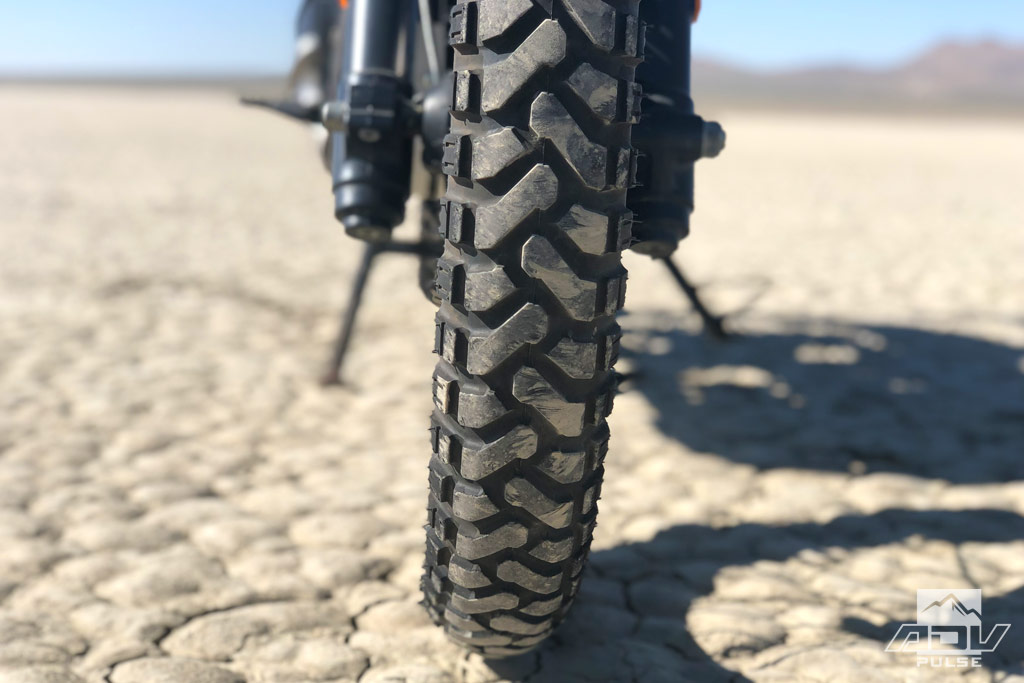 Royal Enfield Himalayan Bike Build Mitas E-07 Dual Sport Tires