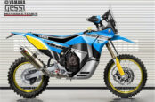 Bezzi's Yamaha Tenere 700 Rally Racer Concept Coming To Reality