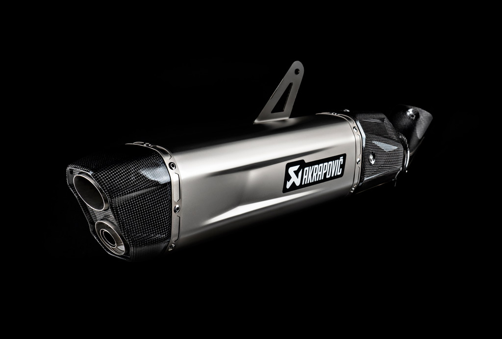 Akrapovic Honda CRF1100L Africa Twin slip-on
