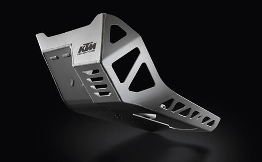 skid plate KTM 390 Adventure Accessories