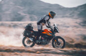 KTM Launches Full Range of Accessories for New 390 Adventure