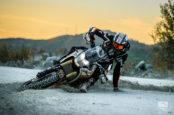 Trials Champ Pol Tarres  Defies Gravity Riding The Yamaha Tenere 700