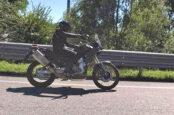 New Aprilia Tuareg 660 Adventure Bike Spotted Outside Its Box