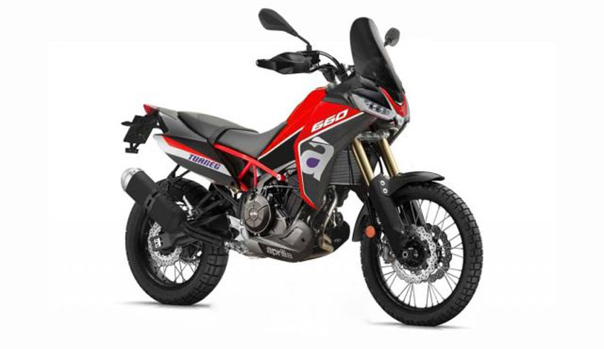 Aprilia Tuareg 660 Adventure Bike Concept