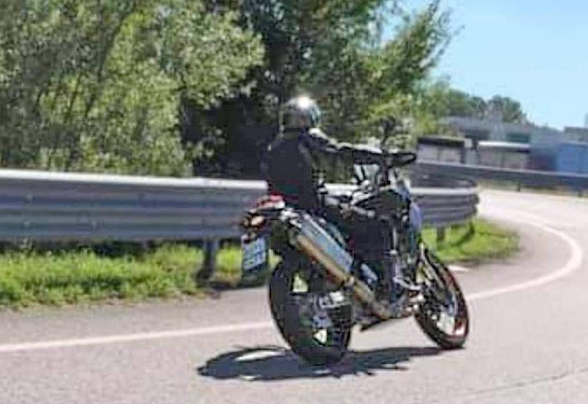 Aprilia Tuareg 660 adventure motorcycle