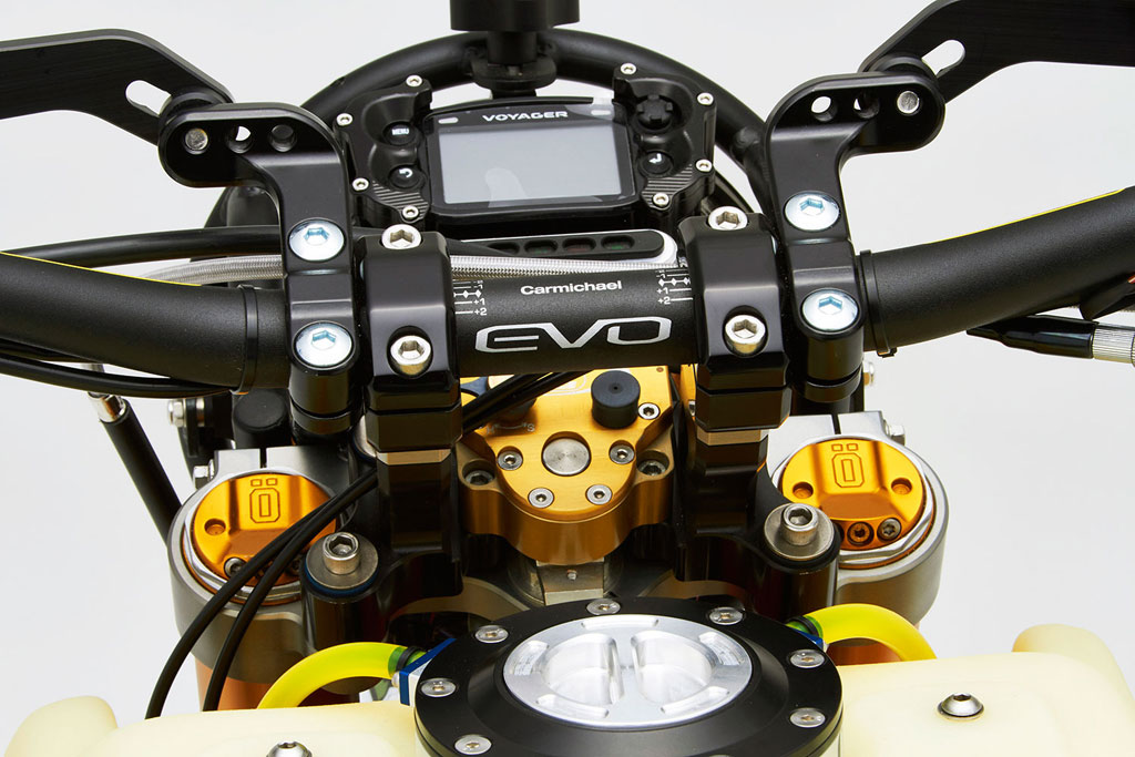 Carducci Dual Sport Harley-Davidson SC3 Gera Baja