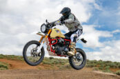 Want To Own A Motorcycle Company? Carducci Dual Sport Is Selling!