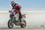 Ducati Multistrada 1260 Nabs Impressive Finish At Transanatolia Rally