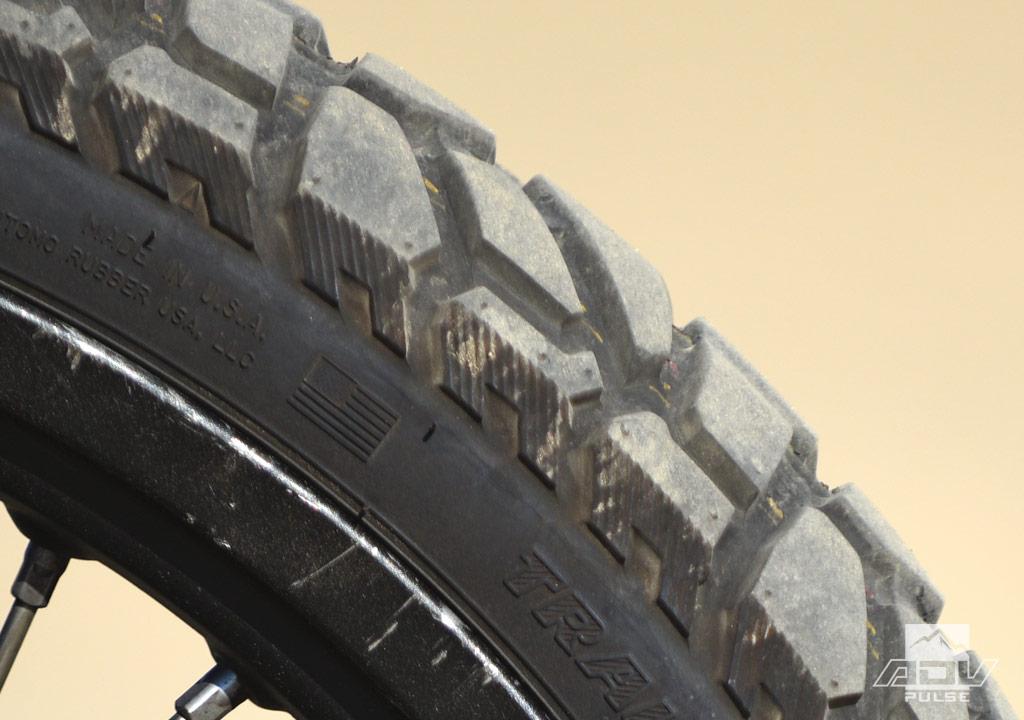 Dunlop Trailmax Mission Dual Sport Tire