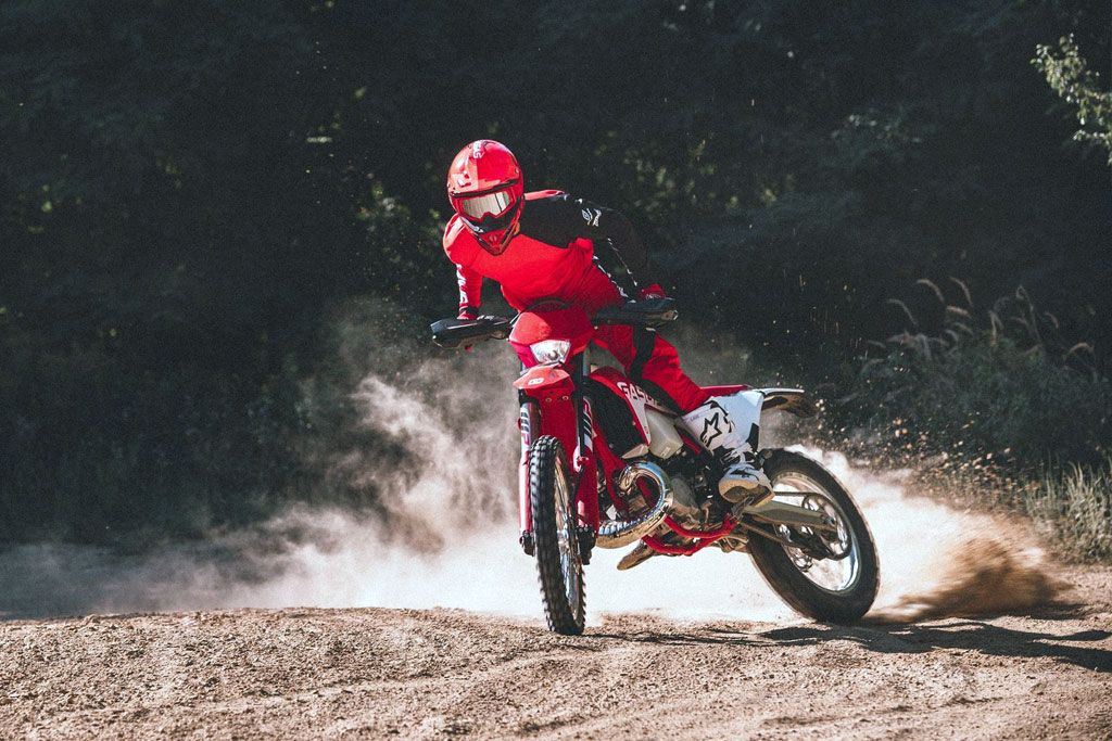 California dirt bike ban