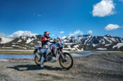 Honda Offers Riders Chance To Explore Iceland on the New Africa Twin