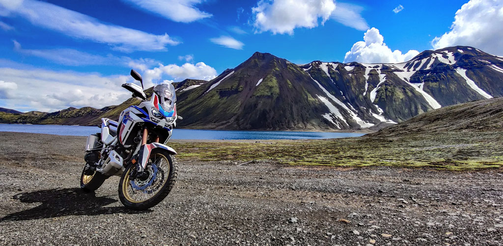 Honda CRF1100 Africa Twin Adventure Roads Tour
