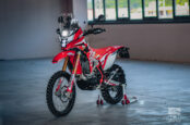 Rebel X Sports Launches All-New Adventure Kit For Honda CRF450L