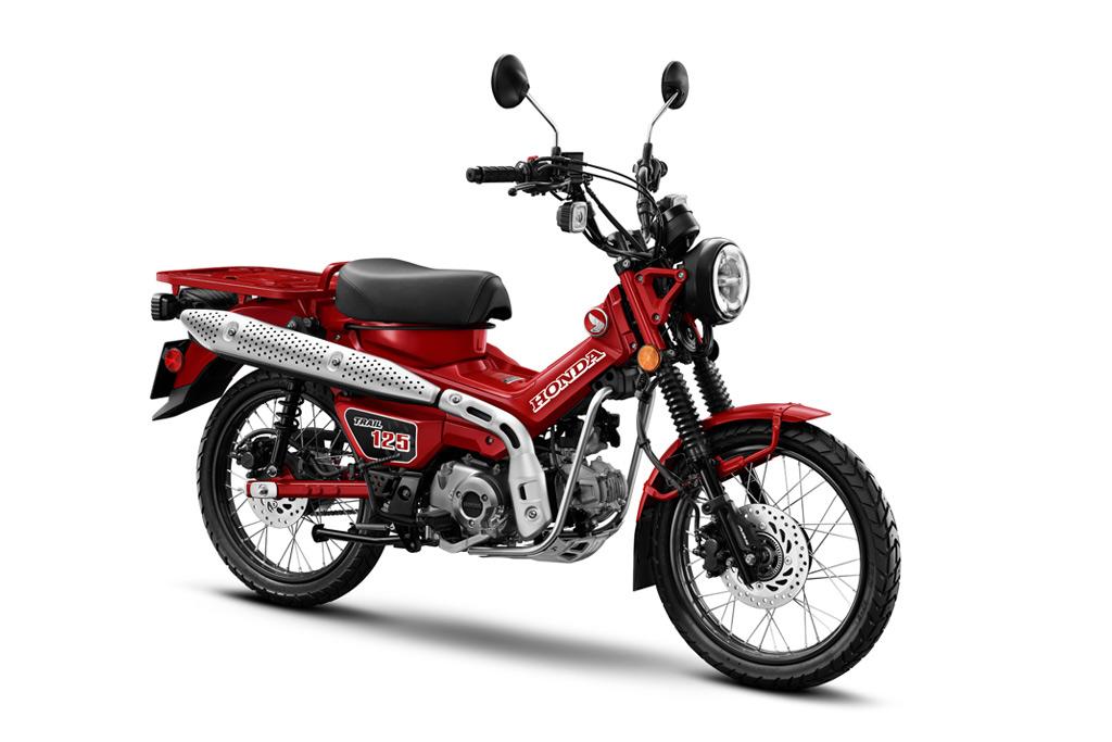 2021 Honda Trail 125