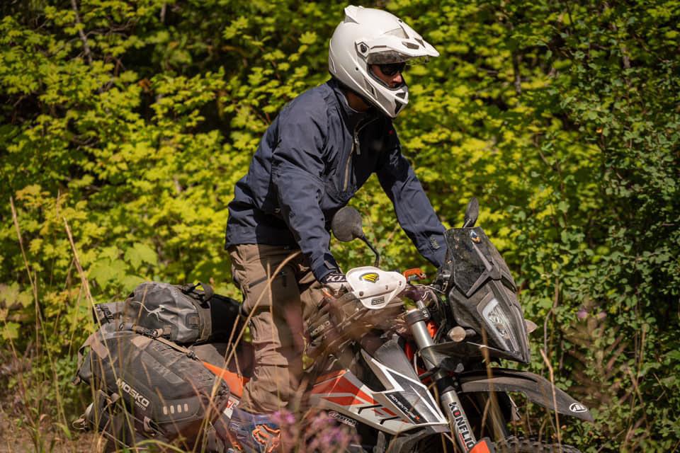 Mosko Moto Anaorak Rak Pullover Jacket and Overpant