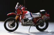 RSD Dakar GS: BMW R1200GS Build Pays Homage To A Rally Legend