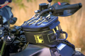 Next-Gen Wolfman Enduro Tank Bag: Compact But Feature Packed
