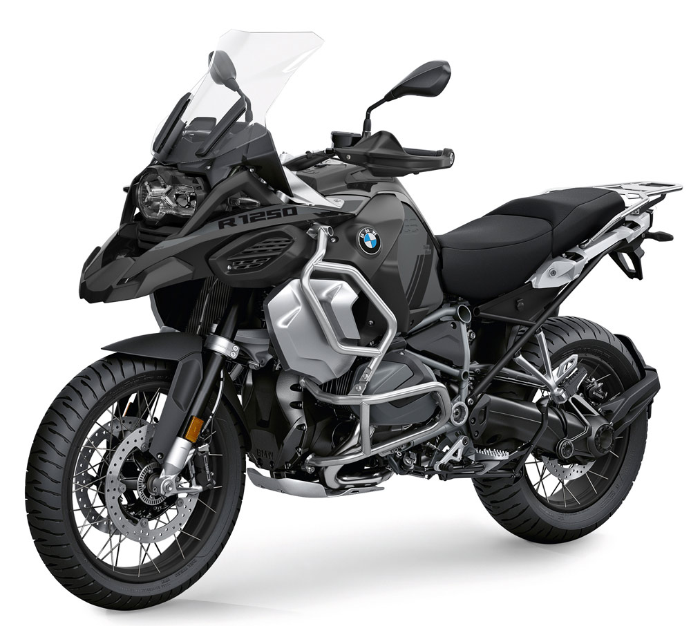 2021 BMW R1250GS/GSA 40th Anniversary Models Unveiled ...